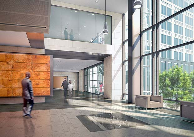 Clean Business Lobby | Perfect Cleaners Janitorial Services, Inc.