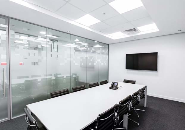 Commercial Cleaning - Meeting Room | Perfect Cleaners Janitorial Services, Inc.