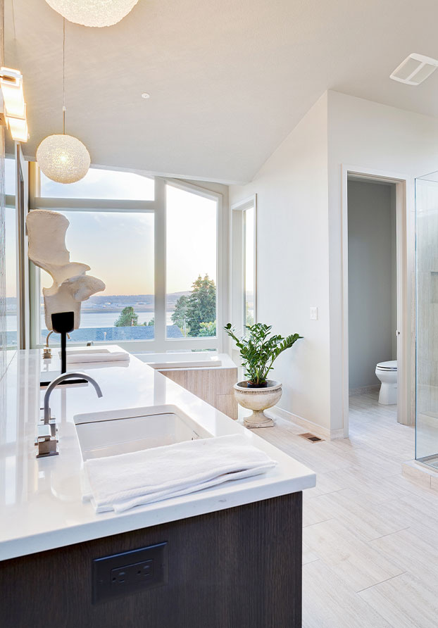 Home Cleaning - Bathroom | Perfect Cleaners Janitorial Services, Inc.