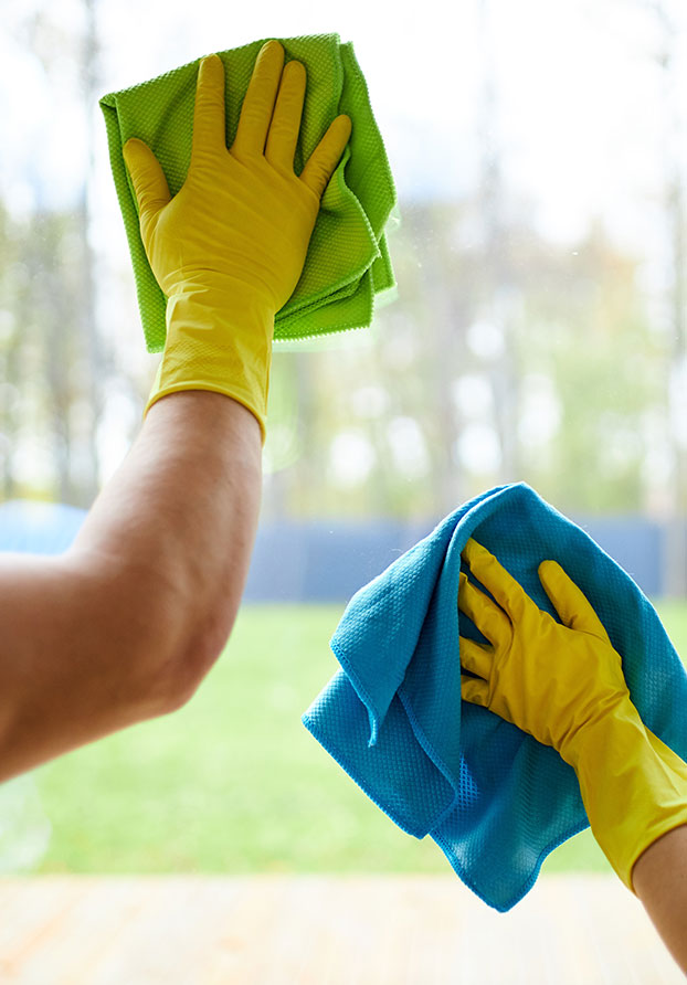 Home Cleaning - Window | Perfect Cleaners Janitorial Services, Inc.
