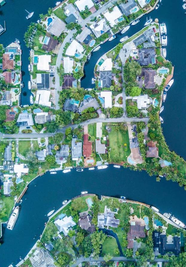 Aerial of Southwest Florida   Perfect Cleaners Janitorial Services, Inc.