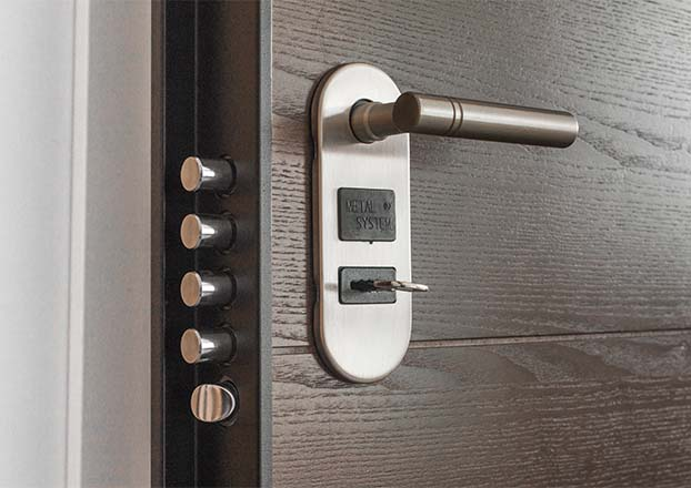 Home Watch - Locked Door   Perfect Cleaners Janitorial Services, Inc.