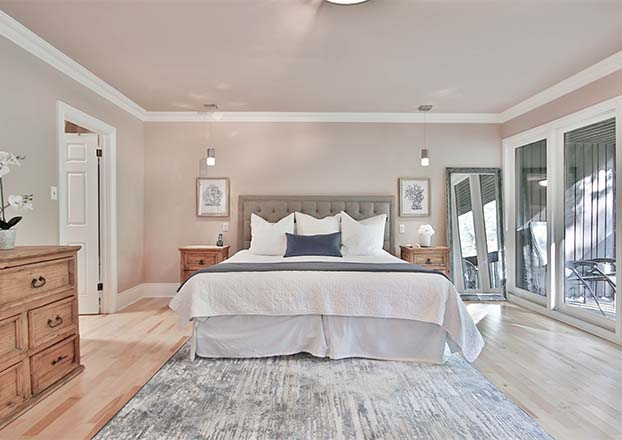 Bedroom | Perfect Cleaners Janitorial Services, Inc.