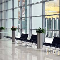 Commercial Cleaning - Airport | Perfect Cleaners Janitorial Services, Inc.