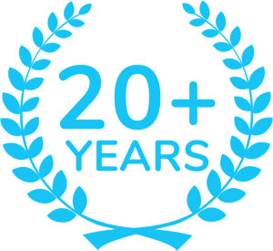 20 Years of Service Award   Perfect Cleaners Janitorial Services, Inc.