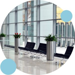 Commercial Cleaning Bubble - Airport | Perfect Cleaners Janitorial Services, Inc.