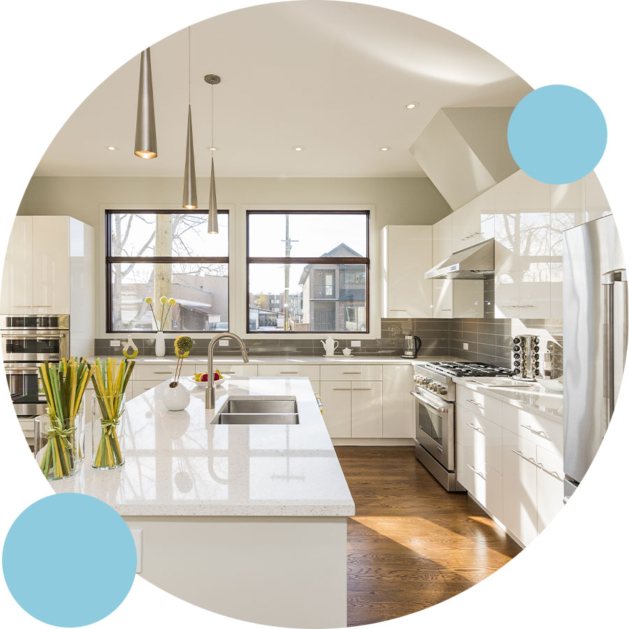 Residential Cleaning Bubble | Perfect Cleaners Janitorial Services, Inc.